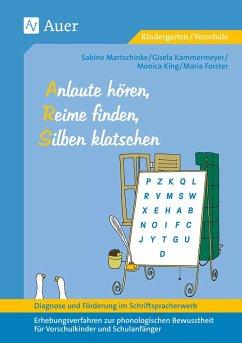 Diagnose und Förderung im Schriftspracherwerb. ...
