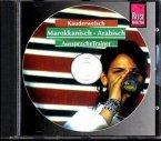 Marokkanisch-Arabisch AuspracheTrainer, 1 Audio-CD
