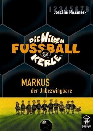 Buch-Reihe Die Wilden Fußballkerle von Joachim Masannek