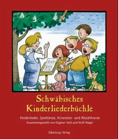 Schwäbisches Kinderliederbüchle