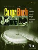 Conga-Buch, m. Audio-CD