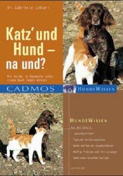 Katz und Hund - na und?