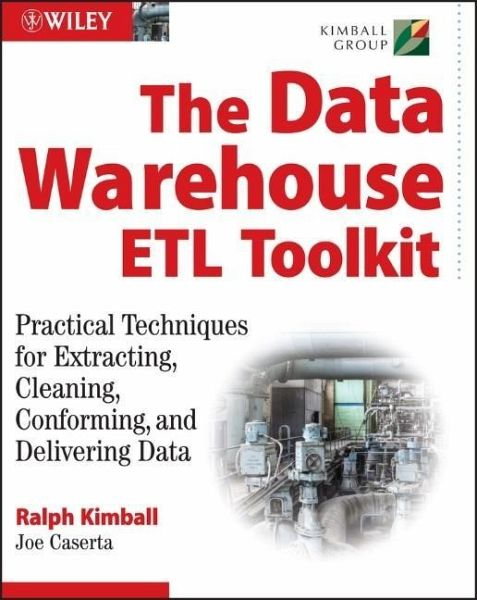 The Data Warehouse Toolkit 3rd Edition - Kimball Group