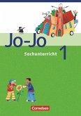 Jo-Jo Sachunterricht - Allgemeine Ausgabe. 1. Schuljahr - Arbeitsheft