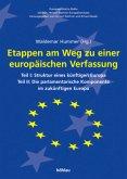 Etappen am Weg zu einer europäischen Verfassung