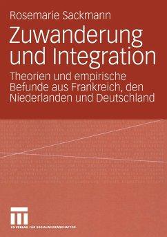 Integration von Zuwanderern - Sackmann, Rosemarie