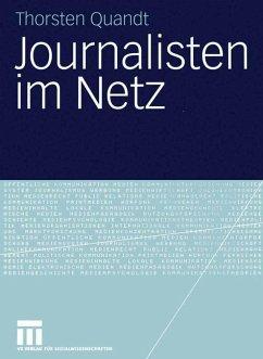 Journalisten im Netz - Quandt, Thorsten