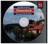 Slowenisch AusspracheTrainer, 1 Audio-CD