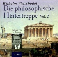 Die philosophische Hintertreppe, 2 Audio-CDs