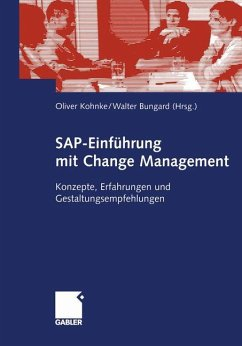SAP-Einführung mit Change Management