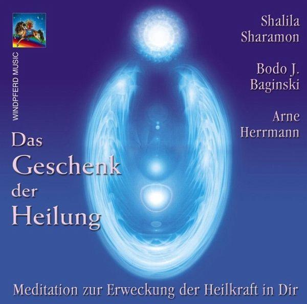 Das geschenk der heilung cd cd for Arne herrmann