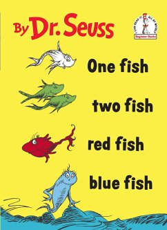 One Fish Two Fish Red Fish Blue Fish - Seuss, Dr.