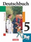 Deutschbuch 5. Schülerbuch. Erweiterte Ausgabe. Neue Rechtschreibung