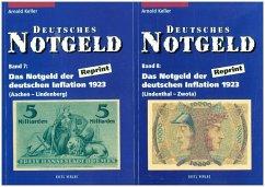 Deutsches Notgeld. Band 7 u. 8 - Keller, Arnold