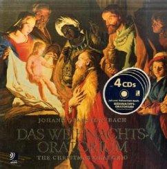 Das Weihnachts-Oratorium (Earbook)