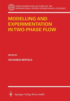 Modelling and Experimentation in Two-Phase Flow - Bertola, Volfango (ed.)