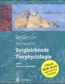 Vergleichende Tierphysiologie, 2 Bde.