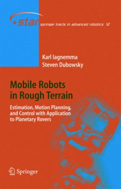 Mobile Robots in Rough Terrain - Iagnemma, Karl;Dubowsky, Steven