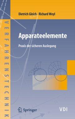 Apparateelemente - Gleich, Dietrich; Weyl, Richard