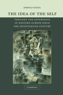 The Idea of the Self - Seigel, Jerrold