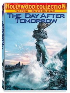 The Day after Tomorrow, DVD