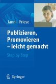 Publizieren, Promovieren - leicht gemacht