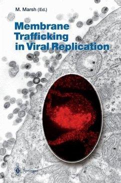 Membrane Trafficking in Viral Replication