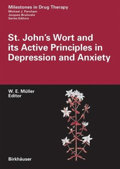 St. John's Wort and its Active Principles in Depression and Anxiety - Müller, W. E.