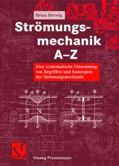 Strömungsmechanik A-Z - Herwig, Heinz