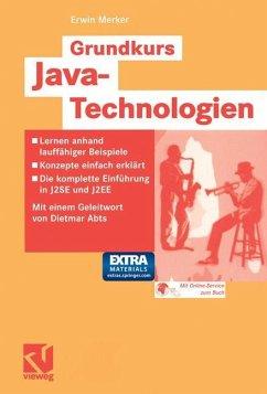 Grundkurs Java-Technologien - Merker, Erwin