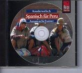 Spanisch für Peru AusspracheTrainer, 1 Audio-CD