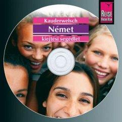 Német kiejtesi segedlet AusspracheTrainer, 1 Audio-CD