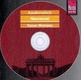 Niemiecki AusspracheTrainer, 1 Audio-CD\Kauderwelsch Trener wymowy Niemiecki - slowo w slowo