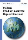 Modern Rhodium-Catalyzed Transformations