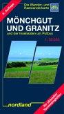 Mönchgut und Granitz 1 : 30 000. Rad- und Wanderkarte