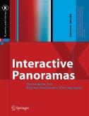 Interactive Panoramas