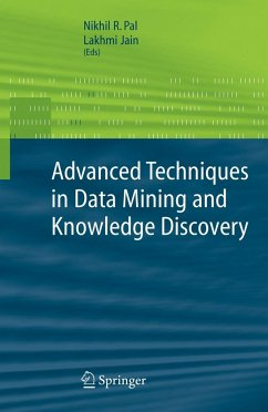 Advanced Techniques in Knowledge Discovery and Data Mining - Pal, Nikhil / Jain, Lakhmi C. (eds.)