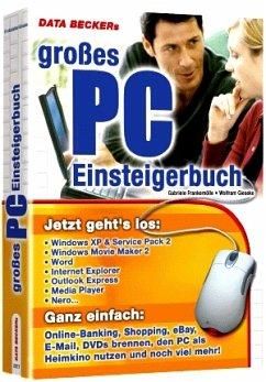 Data Beckers großes PC-Einsteigerbuch - Frankemölle Gabriele/Gieseke Wolfram