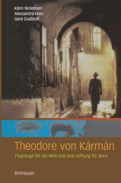 Theodore von Kármán - Nickelsen, Kärin; Hool, Alessandra; Graßhoff, Gerd