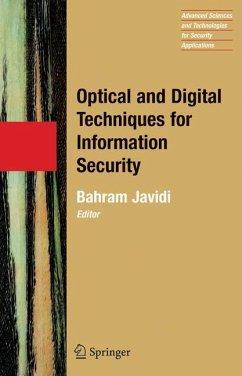 Optical and Digital Techniques for Information Security - Javidi, Bahram (ed.)