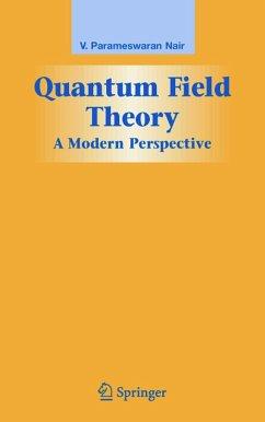 Quantum Field Theory - Nair, V. P.