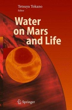 Water on Mars and Life - Tokano, Tetsuya (ed.)