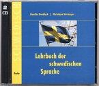 Lehrbuch der Schwedischen Sprache - 2 Begleit-CDs