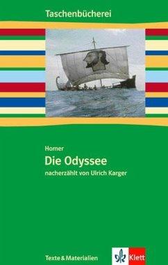Die Odyssee. Mit Materialien - Karger, Ulrich; Homer