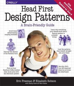 Head First Design Patterns - Freeman, Eric; Freeman, Elisabeth; Bates, Bert; Sierra, Kathy