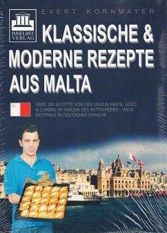 Klassische & moderne Rezepte aus Malta