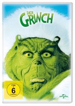 Der Grinch - Jim Carrey,Taylor Momsen,Jeffrey Tambor