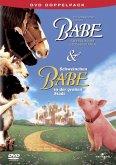 Ein Schweinchen namens Babe & Schweinchen Babe in der großen Stadt - DVD Doppelpack