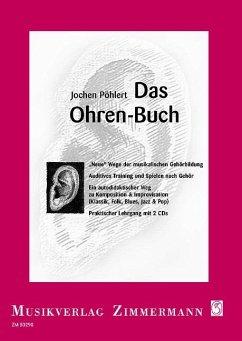 Das Ohren-Buch, m. 2 Audio-CD