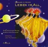 Leben im All. CD